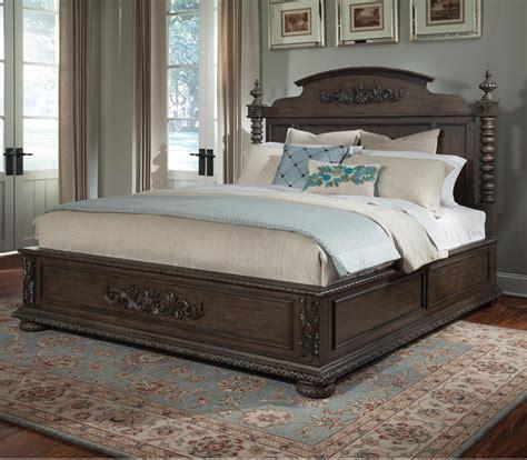 versailles bedroom set buy versailles king bedroom set by classic mahogany from