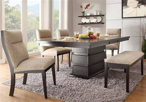bench dining room tables dining table dining table padded bench