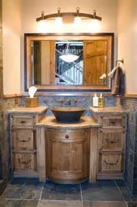 rustic vanities for bathrooms 25 best ideas about rustic bathroom vanities on