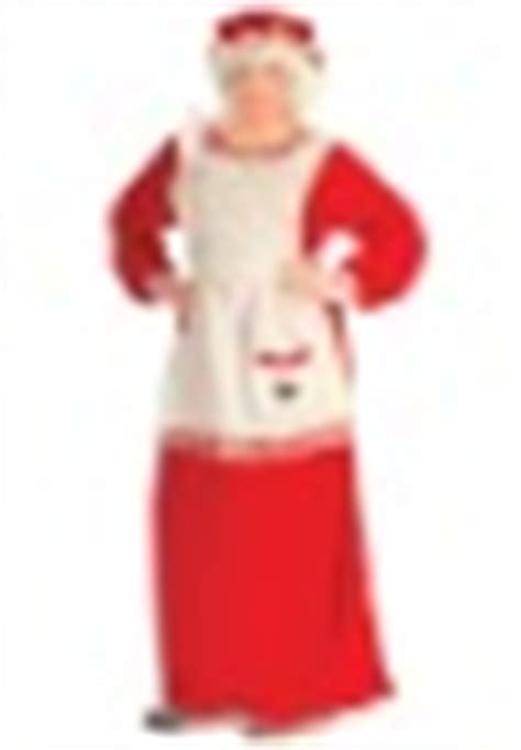 size mrs claus plus size mrs claus costume s costumes