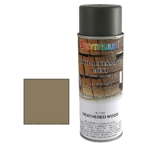 spray paint on wood buy the seymour paint 16 1700 roof paint weathered wood