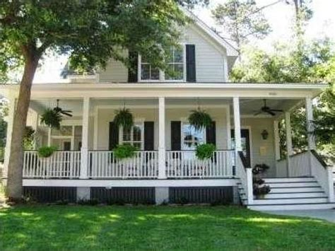 house with wrap around porch with wrap around porch southern style farmhouse plans
