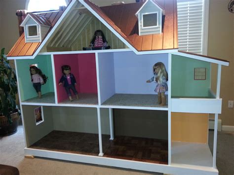 18 inch doll house plans free pdf doll house plans 18 inch doll plans free