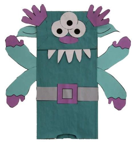 paper bags crafts 25 unique paper bag puppets ideas on paper