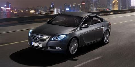 Opel Insignia Specs by Opel Insignia Reviews Specs Prices Photos And