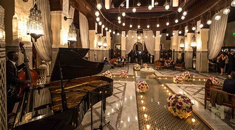 Spa Bedrooms moroccan royal mansour named best hotel in africa