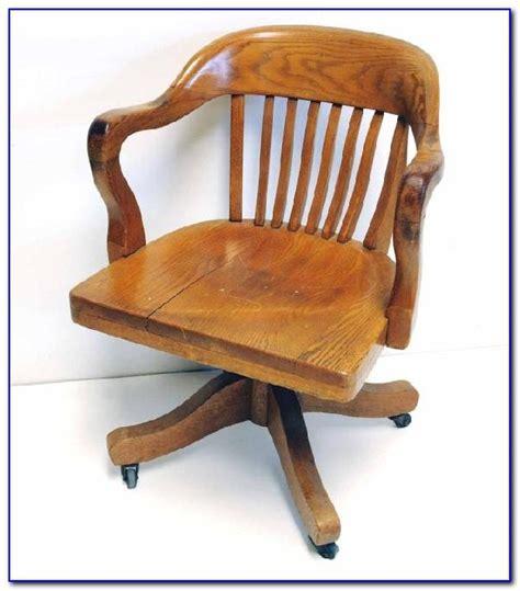 wooden swivel chair wooden swivel office chairs uk desk home design ideas