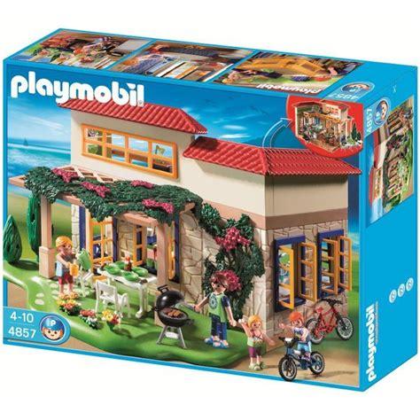 playmobil 4857 maison de cagne achat vente univers miniature cdiscount