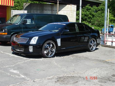sts custom cocaines s 2005 cadillac sts in toronto on