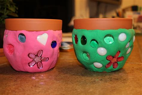 flower pot crafts for clay pot crafts ideas and inspirations