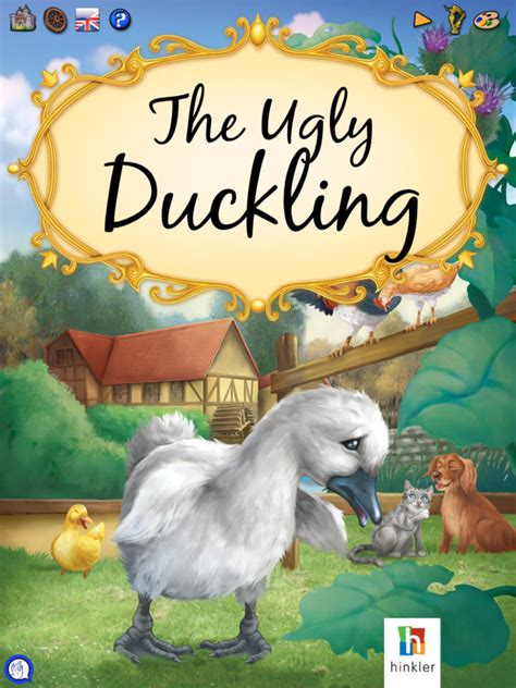 the duckling picture book tale books matttroy