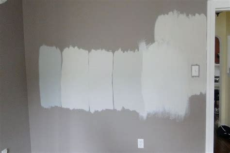behr paint color echo from left to right martha stewart driftwood gray