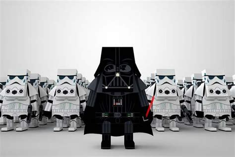 paper craft wars momot wars paper crafts gadgetsin