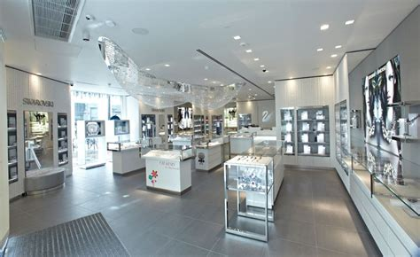 swarovski outlet hyden uk shopfitters swarovski oxford