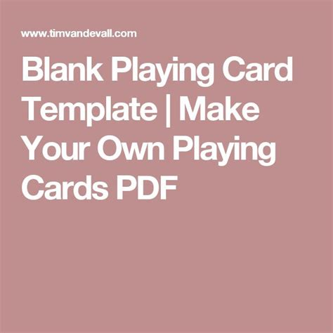 make your own cards template 25 best ideas about blank cards on