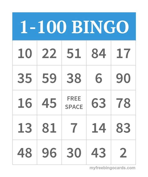 how to make bingo cards with numbers best 25 free printable bingo cards ideas on