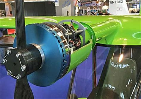 Aircraft Electric Motors by Swan Ultralight Goes Both Ways Electric Gas