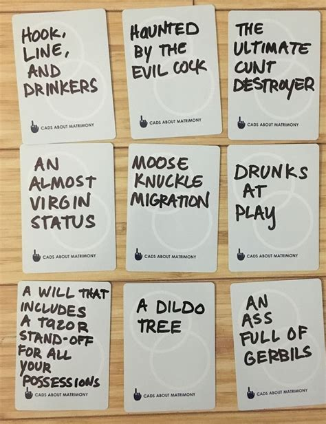make your own cards against humanity cards 25 best ideas about cards against humanity on