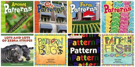 pattern picture books math picture books for preschool