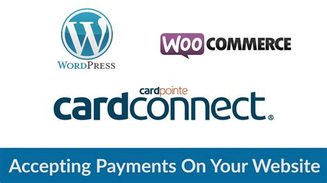 how to make a website that accepts credit cards how to accept credit card payments on your website using