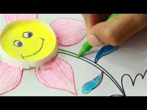 craft work for how to make paper cup flower craft