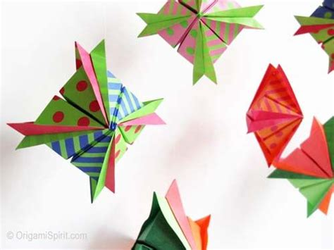 origami japanese lantern 56 best images about origami on paper lucky
