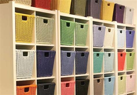 storage bookshelves with baskets and efficient storage baskets for shelves home