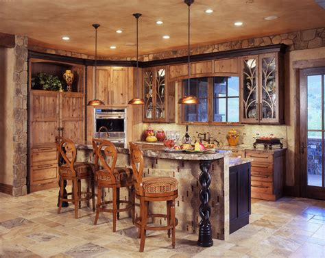 Rustic Kitchen Design Ideas by Top 25 Ideas To Spruce Up The Kitchen Decor In 2014 Qnud