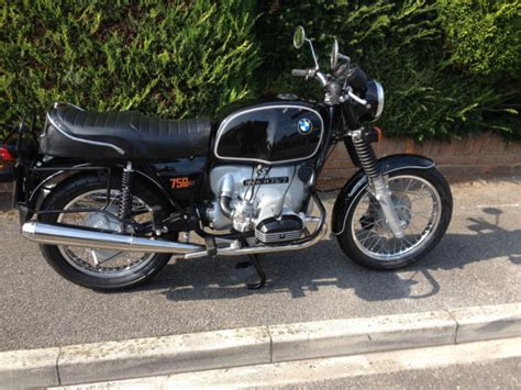 Bmw R75 For Sale by Restored Bmw R75 7 1977 Photographs At Classic Bikes