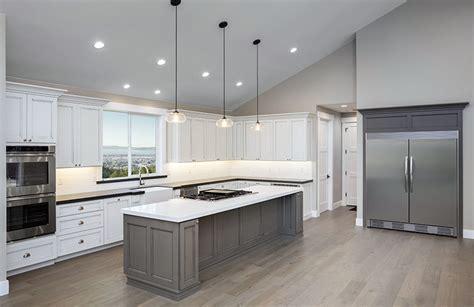 white pendant lights kitchen 30 gray and white kitchen ideas designing idea