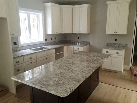 granite countertops for white kitchen cabinets granite countertops top 25 best white granite colors for