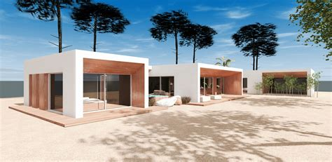 Maison D Architecte Contemporaine Plain Pied 2966 by Construction D Une Maison D Architecte Moderne A Cazaux