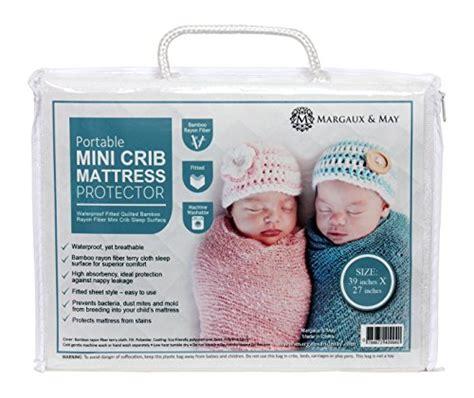 portable crib mattress sheets m m s mini portable crib mattress pad skirt