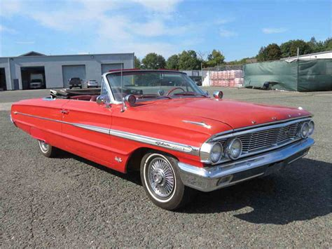 1964 Ford Galaxie For Sale by 1964 Ford Galaxie 500 Xl For Sale Classiccars Cc