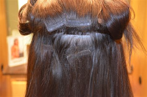 tape in hair extensions 05 afro pinterest tape hair