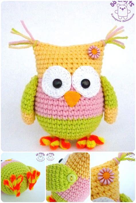 amigurumi knitting patterns for beginners saka knit amigurumi toys amigurumi owl preparation for