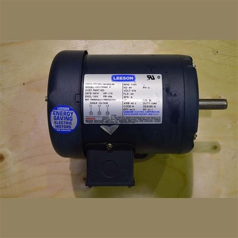 Electric Motor Wholesale by Leeson Electric Motor Wholesale Supplier Used 1 3 Hp