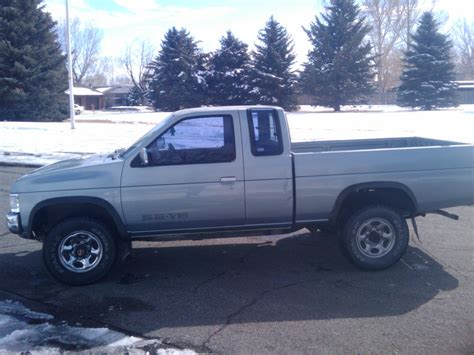 Nissan 4x4 Truck by 1993 Nissan 4x4 Se Extended Cab For Sale Or Trade