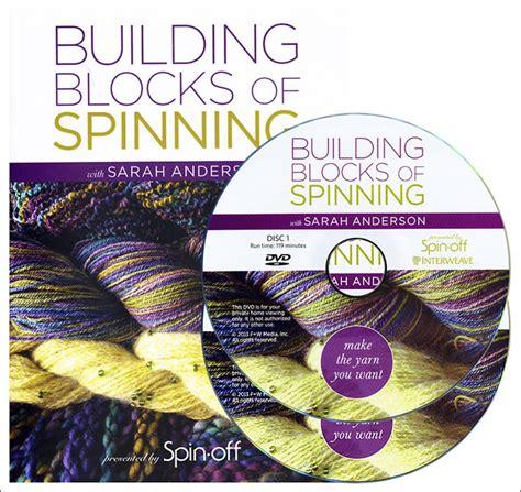 building blocks knitting book building blocks of spinning dvd from knitpicks