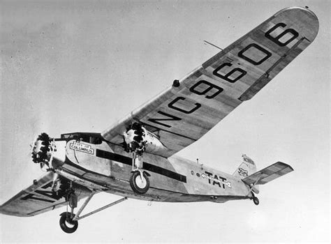 Design Engineer ford tri motor the tin goose aces flying high