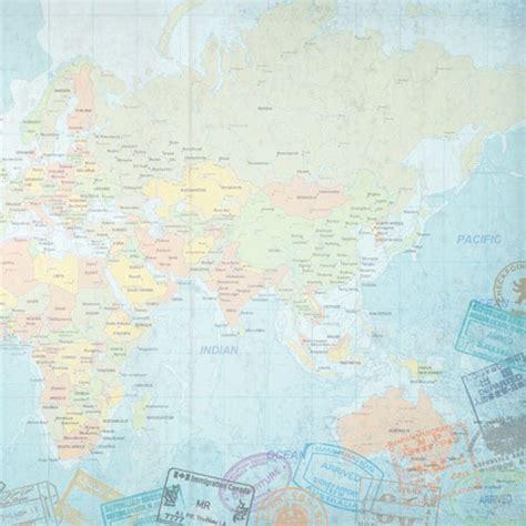 map craft paper map scrapbook paper kelloggrealtyinc