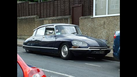 Citroen Ds 21 by Citroen Ds 21