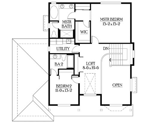finished basement house plans compact house plan with finished basement 23245jd 2nd floor master suite cad available