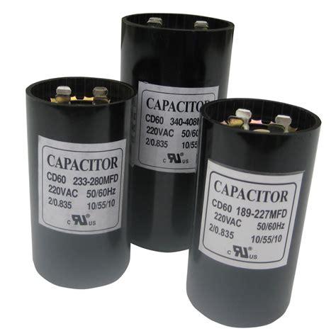 Electric Motor Capacitor by 88 108mfd Uf Mfd Microfarad 220 275v Electric Motor Start