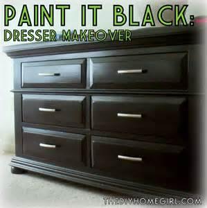 painting bedroom furniture black paint it black furniture repainting stage 2 the diy