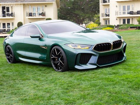 M8 Gran Coupe by Pebble 2018 Bmw M8 Gran Coupe Concept Make Us Debut