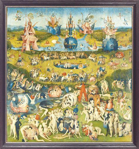 Der Garten by Der Garten Der L 252 Ste Hieronymus Bosch 1450 1516