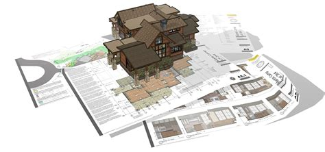 Great House Designs sketchup amp layout for architecture book the step by step