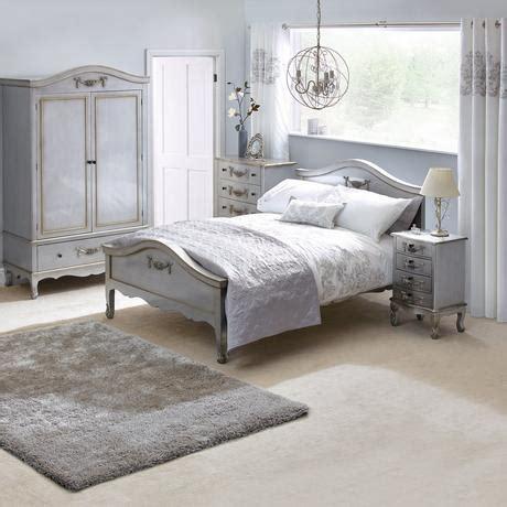 sler bedroom furniture toulouse silver bedroom collection dunelm