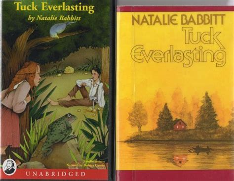 tuck everlasting pictures from the book tuck everlasting book and cassettes unabridged paperback
